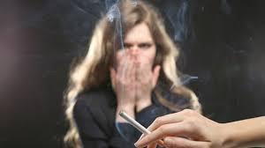 evitar humo de cigarillo